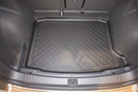 Kofferbakmat Seat Ateca SUV/5 09.2016 - without adjustable floor (lower boot)