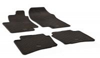 Hyundai i20 rubber matten 2009 - Art.nr W50358