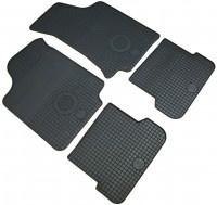 Ford Focus rubber matten 2002- 2006  Art. nr M160205