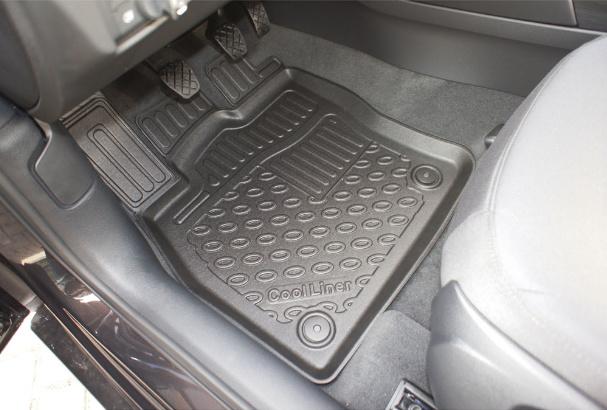 Rubber Matten Audi A3.Audi A3 8v Sportback 3 5 Drs 08 2012 Schaalmatten
