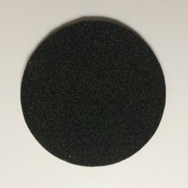 Foam vilt Ø 91 mm zelfklevend.