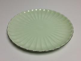 Greengate Ontbijtbord Pastel green