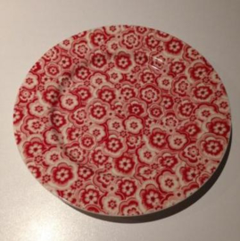 Greengate Ontbijtbord Selma red