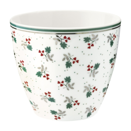 Greengate Latte cup/beker Joselyn white