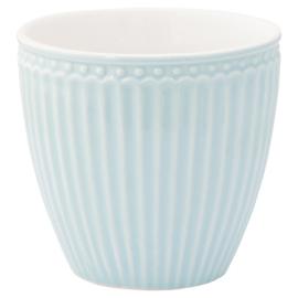 Greengate Latte cup/beker Alice pale blue.