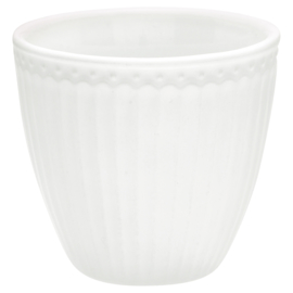 Greengate Latte cup/beker Alice white.