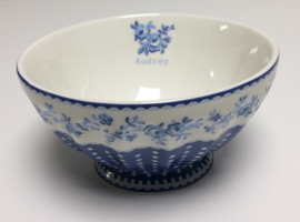 French bowl xl Audrey Indigo