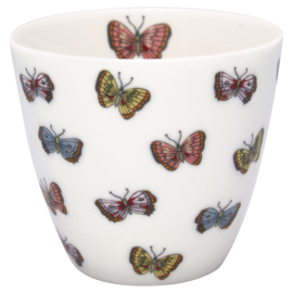 Greengate Latte cup/beker Maisie white.