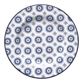 Greengate Gebaksbordje/small plate Erin petit pale blue