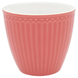 Greengate Latte cup/beker Alice coral