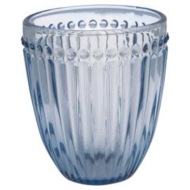 Greengate Waterglas Alice blue