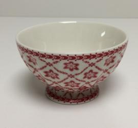 French bowl medium Alba white.