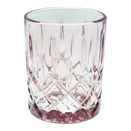 waterglas plum small