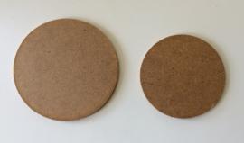 Hardboard plaatje klein