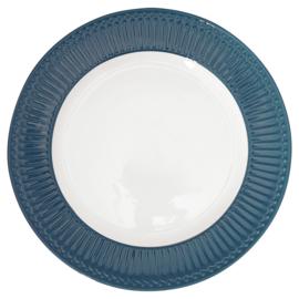 Greengate Dinerbord /dinnerplate Alice ocean blue