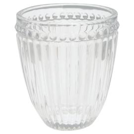 Greengate Waterglas Alice clear