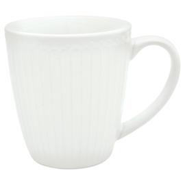 Greengate Mug/beker Alice white