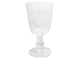 Greengate Wijnglas/Wine  Butterfly clear small