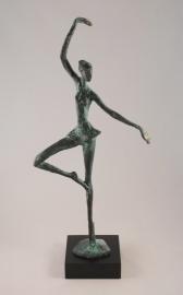 Danseres op voet