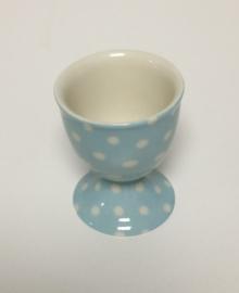 Greengate eierdopje Spot pale blue