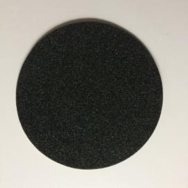 Foam vilt Ø 95 mm zelfklevend.