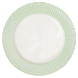 Greengate Dinerbord /dinnerplate Alice pale green