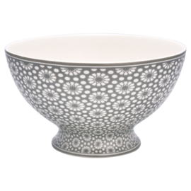 Greengate Soupbowl Kelly warm grey