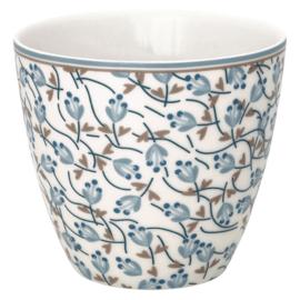 Greengate Latte cup/beker Addison white