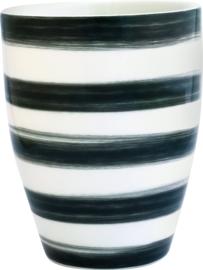 Greengate Cup Sally dark grey