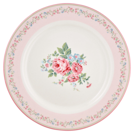 Greengate Dinerbord /dinnerplate Marley pale pink