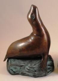 Boekensteun zeehond