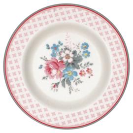 Greengate Gebaksbordje/small plate Marie pale grey