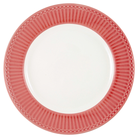 Greengate Dinerbord /dinnerplate Alice coral
