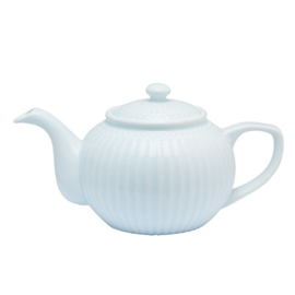 Greengate Theepot Alice pale blue