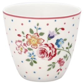 Greengate Latte cup/beker Belle white