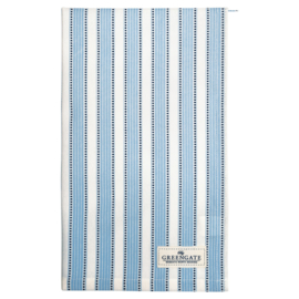 Greengate Theedoek / tea towel Alberta blue