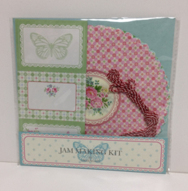 Greengate Jam making kit summer