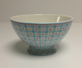 Greengate Soupbowl Mimi pale blue