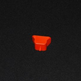 Waku oranje afdek kapje zonder gleuf