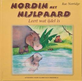 Nordin het nijlpaard leert wat ijdel is