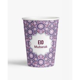 Beker Eid Mozaïek ( set van 6 )
