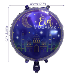 Eid folie ballon