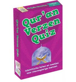 Qur'an verzen Quiz