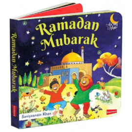 Ramadan Mubarak (Goodword)