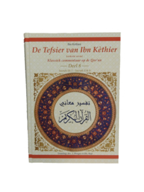 Tefsier van ibn kethir deel 8