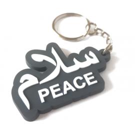 Selaam Peace sleutelhanger