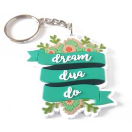 Dream dua do sleutelhanger