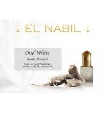 El Nabil Oud White 5 ml