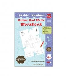 Arabische cijfer leerboek