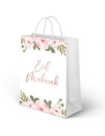 Giftbag Eid Mubarak Rose Gold